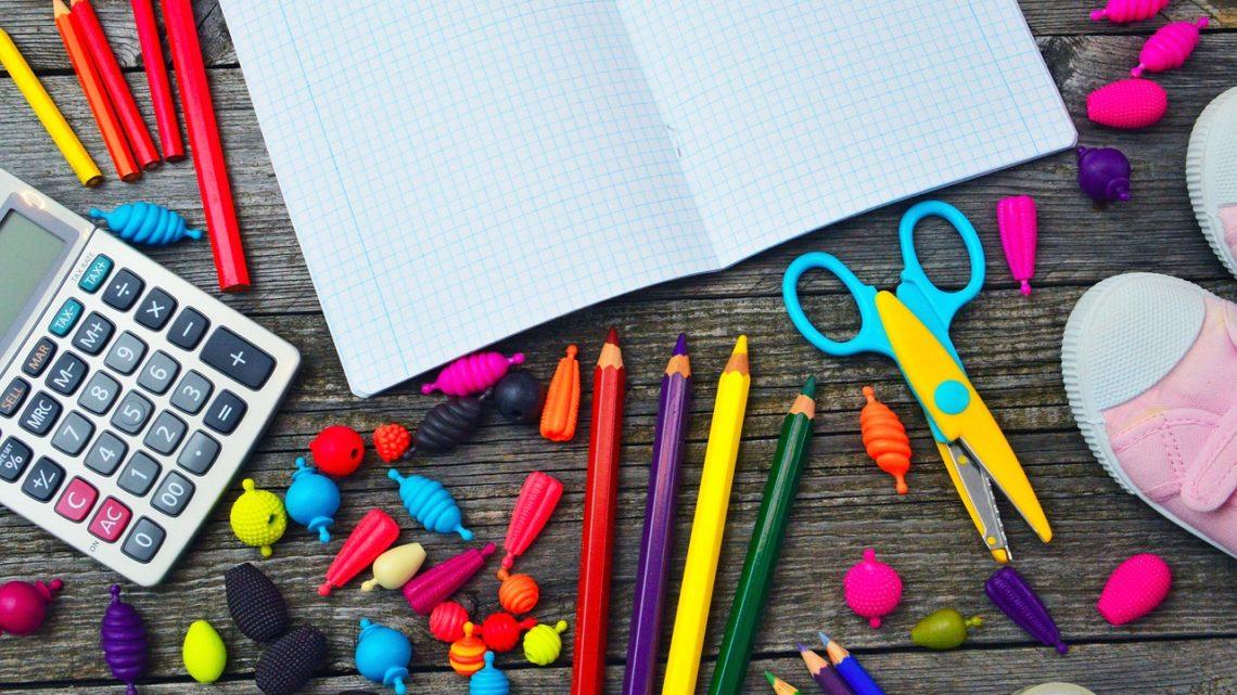 Fournitures scolaires pour 2021-2022
