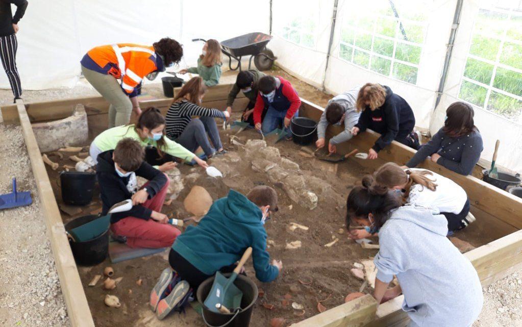 Vis ma vie d'archéologues !